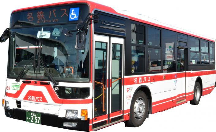 名鉄バスラインナップ|名鉄バス